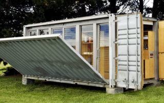 Disaster Resistant Container Homes