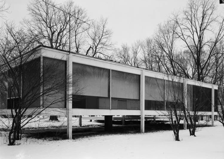 The Spirit of Architecture - Mies van der Rohe