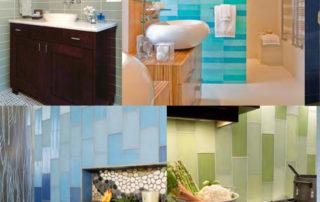 Colorful Bathroom Plans