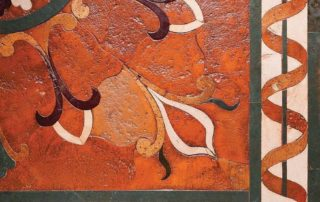 authentic terracotta tile