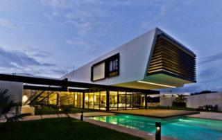 Modern architecture america