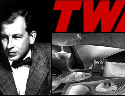 Eero Saarinen and TWA