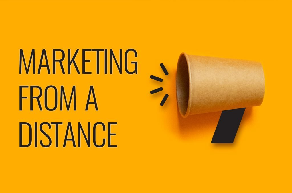 Featured Sponsor: Marketing From a Distance